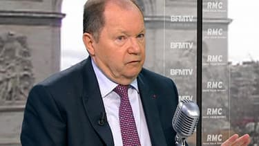 L'ancien avocat général Philippe Bilger, invité vendredi de Jean-Jacques Bourdin, à 8h35 sur RMC et BFMTV.