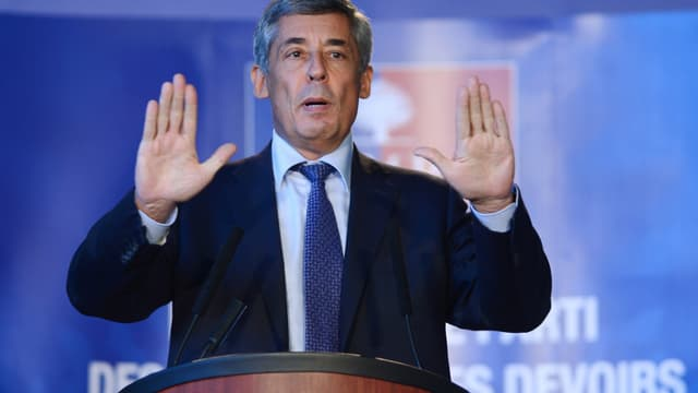 L'ex-plume de Nicolas Sarkozy Henri Guaino