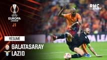 Résumé : Galatasaray 1-0 Lazio - Ligue Europa J1