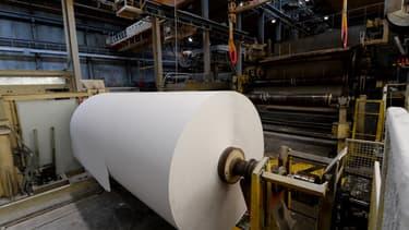 L'usine de production de papier spécialisée Arjowiggins avait été mise en liquidation judiciaire en mars 2019, puis reprise l'an dernier par la société Paper Mills Industries.