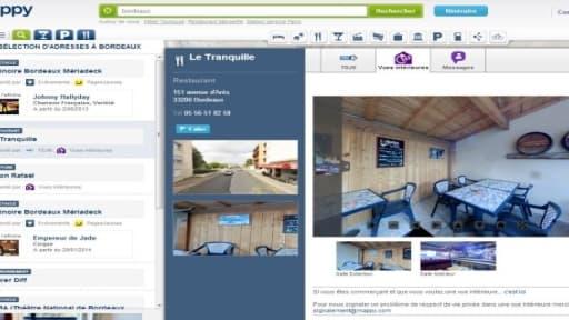 Mappy est un pionnier sur le secteur de la cartographie en ligne.