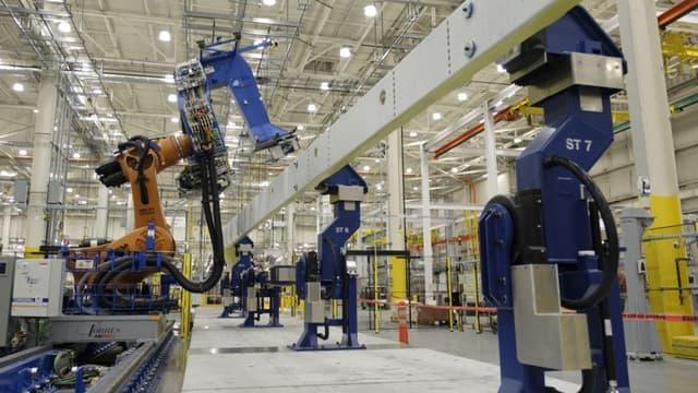 Les usines du monde devraient compter plus de trois millions de robots d'ici 2020