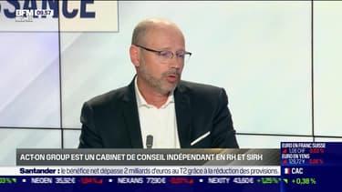 Philippe Ferry (Act-on group) : Act-on group, un cabinet de conseil indépendant en RH et SIRH - 28/07