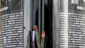 La date de l'élection présidentielle anticipée en Pologne sera annoncée mercredi par le président de la Diète polonaise, qui assure l'intérim à la tête de l'Etat depuis la mort de Lech Kaczynski samedi dans un accident d'avion. /Photo prise le 13 avril 20
