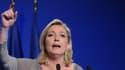 Marine Le Pen a durci le ton à l'égard de la communauté Rom.