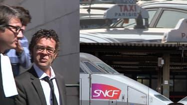 Le Dr Bonnemaison avec son avocat, grèves des cheminots et des chauffeurs de taxis annoncées pour mercredi