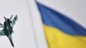 Un avion militaire de transport ukrainien a été abattu lundi (illustration).