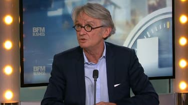 Jean-Claude Mailly était l'invité de BFM Business ce lundi