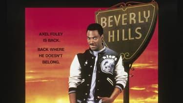 L'affiche du Flic de Beverly Hills