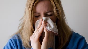 Seule les femmes ont recours au télétravail lorsqu'elles sont malades.