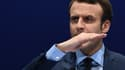 Emmanuel Macron a tenu samedi un meeting devant 1.200 personnes.
