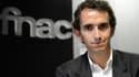 Alexandre Bompard, le PDG de la Fnac, se dit satisfait du parcours en Bourse du groupe.