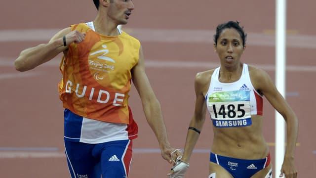 Gautier Simounet et Assia El-Hannouni