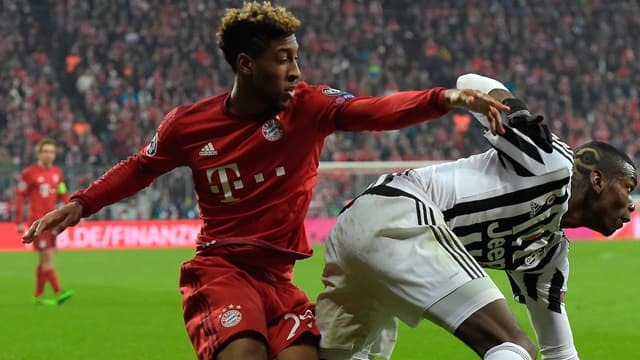 Kingsley Coman (Bayern Munich)