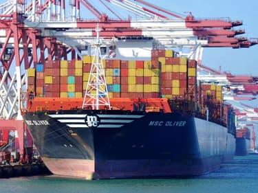 Les exportations de la Chine ont bondi de 60,6% début 2021.