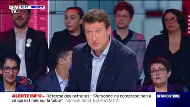 """Yannick Jadot (EELV) sur les pesticides: """"Le gouvernement a au moins 30 ans de retard"""""""