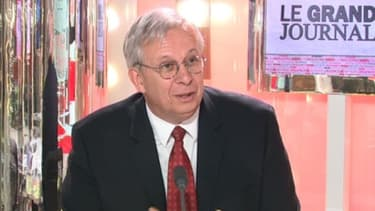 Jacques Aschenbroich, directeur général de Valeo était présent ce vendredi 22 février sur BFM Business