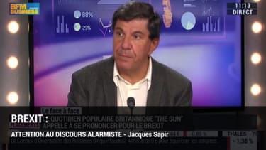 Jacques Sapir appelle à ne pas céder aux discours alarmistes
