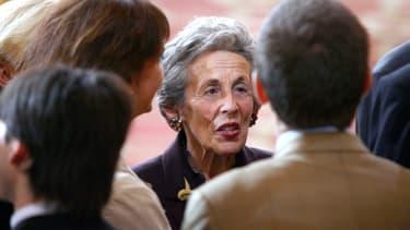 Andrée Sarkozy est décédée