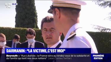 """La victime, c'est moi"": accusé de viol, Gérald Darmanin se défend"