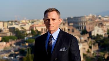 """Daniel Craig en pleine promotion de """"Spectre""""."""