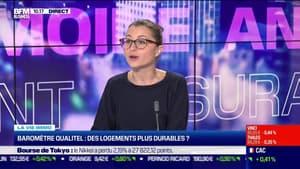 Marie Coeurderoy: Baromètre Qualitel, des logements plus durables ? - 05/10