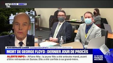 George Floyd: les membres du jury du procès de Derek Chauvin se sont retirés pour délibérer à huis clos