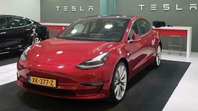 La Model 3 a permis à Tesla d'exploser ses ventes en Europe, devenant ainsi leader de la voiture électrique sur le continent.