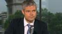 Laurent Wauquiez, secrétaire d'Etat à l'Emploi, invité de Bourdin Direct ce lundi