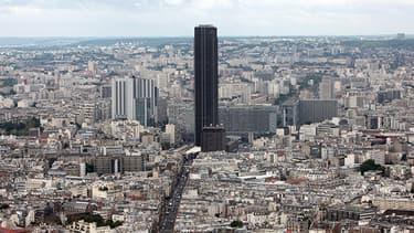 Le quartier Montparnasse (photo illustration).