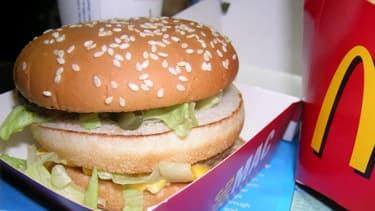 L'index Big Mac est établi à partir des 48 pays plus la zone euro, où le sandwich est commercialisé.