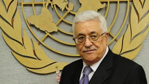 Mahmoud Abbas à l'ONU en 2011.