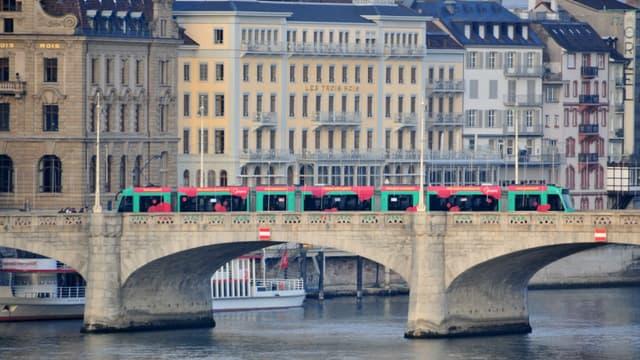La ville de Bâle. (Photo d'illustration)