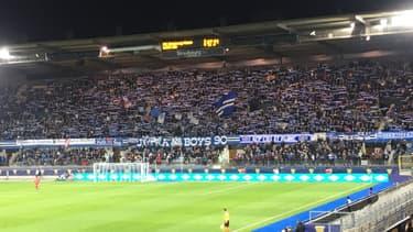 Le stade de la Meinau