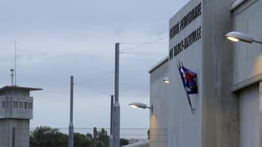Le centre pénitentiaire de Nancy-Maxéville, en juin 2009.