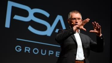 Carlos Tavares, le patron de PSA.