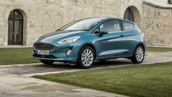"""La Ford Fiesta remporte le Prix """"Voiture Connectée de l'Année Coup de Coeur""""."""