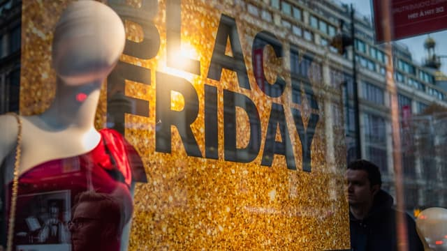 Le Black Friday s'est progressivement imposé en France