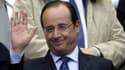 François Hollande lors de la finale de la coupe de France, samedi soir au Stade de France.
