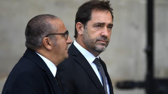 Christophe Castaner et Laurent Nunez le lundi 30 septembre 2019. (Photo d'illustration)