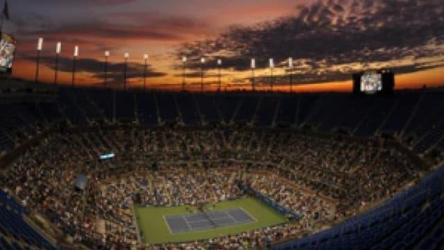 L'US Open Tennis Championship, fin 2010, était organisé par le groupe (© Lagardère Unlimited)