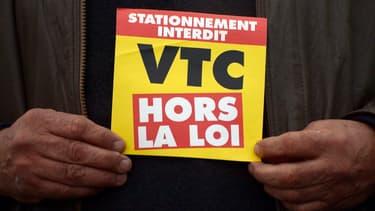 Les relations entre taxis et VTC ne sont toujours pas pacifiées.