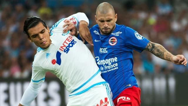 Karim Rekik et Vincent Bessat pourraient se recroiser en Coupe de France