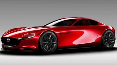 Le nouveau moteur à essence de Mazda sera commercialisé dès 2019, visiblement sur une grande berline.