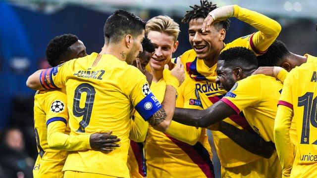 Le Barça voudrait vendre neuf joueurs