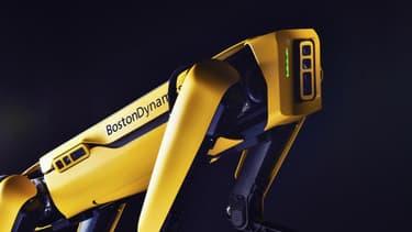Le robot Spot, de Boston Dynamics