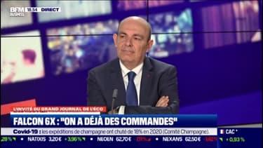 """Eric Trappier sur le contrat cloud Thales-OTAN: """"les Américains, de temps en temps, ont besoin des technologies françaises"""""""