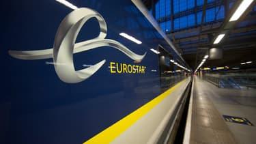 A cause de deux ruptures de catainer, des passagers d'Eurostar ont passé la nuit de jeudi à vendredi dans le train. (Photo d'illustration)