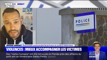 """Violences conjugales: l'UNSA police demande plus de """"moyens humains et matériels"""" pour traiter les plaintes à domicile"""