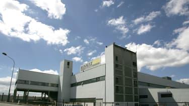 C'est à Flins, en Ile-de-France, que Renault produira les versions à fortes marges de la Clio 4 (DR)